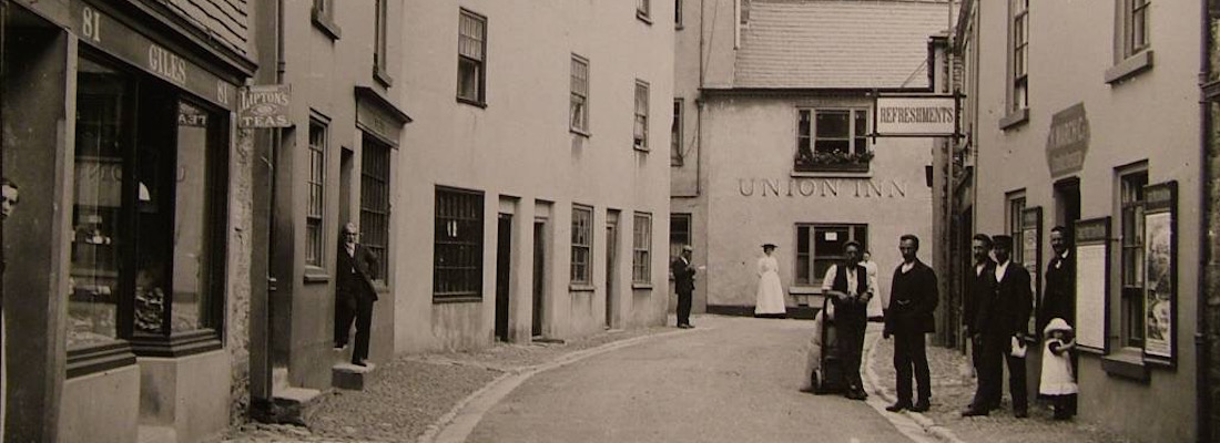 Fore Street, Salcombe
